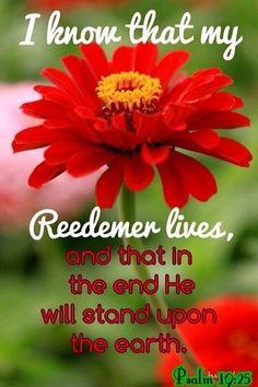 I was redeemed .. Hallellujah!!