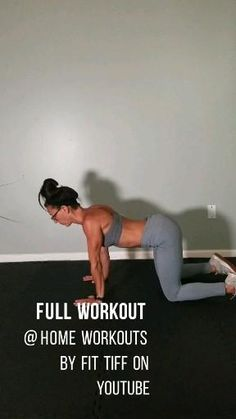 Bodyweight Back Workout, Back Workout Men, Workout Videos For Men, At Home Workouts For Women, Gym Workout For Beginners, Gym Workout Tips, Fitness Workout For Women, At Home Workout Plan, Fitness Exercises At Home