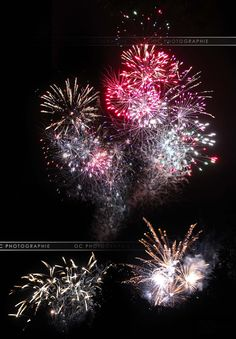 French Firework //    This photo is copyrighted // Do not use for commercial purposes //    www.ocphotographie.com  http://www.flickr.com/photos/3vilo/