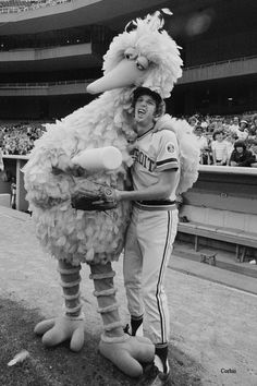"Mark Fidrych ""The Bird"""