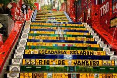 The function of the stairs in every city is the same, but the way people customize them with innovative ideas, to make them more fun, interesting or artistic came to my attention for the first time when I saw a video for a competition sponsored by Volkswagen that is called The Fun Theory.