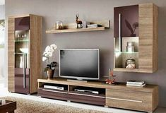 Living room ideas with tv unit small wall unit design stand designs for living room modern cabinet wall unit by design living room tv wall unit ideas Tv Shelf Design, Simple Tv Unit Design, Tv Cabinet Design Modern, Modern Tv Wall Units, Modern Cabinets, Tv Cabinets, Modern Wall, Tv Design, Interior Design