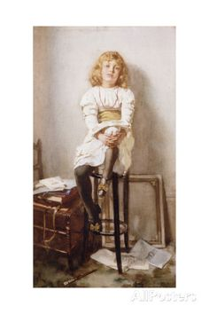 Is it Time, 1884 Giclee Print by John Henry Henshall at AllPosters.com