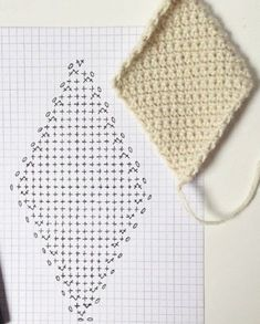 1 million+ Stunning Free Images to Use Anywhere Crochet Triangle, Form Crochet, Crochet Diagram, Crochet Chart, Crochet Basics, Crochet Squares, Thread Crochet, Crochet Motif, Crochet Stitches Patterns
