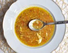 Cibulačka - Češka z Česka Bon Appetit, Cheeseburger Chowder, Curry, Soup, Ethnic Recipes, Curries, Soups