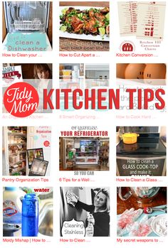Kitchen Tips to make