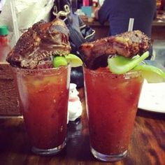 14 Insane Bloody Mary Meals