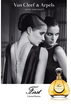 Van Cleef & Arpels - one of the first French perfumes I wore. Beautiful!