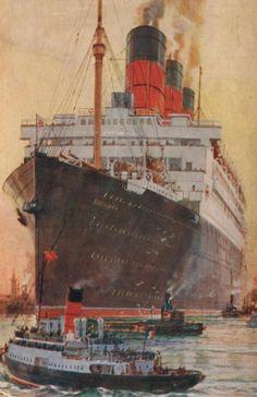 RMS BERENGARIA / SS IMPERATOR.