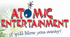 Atomic Entertainment - For the past 5 years, Atomic Entertainment has been trading in the entertainment sector and has acquired a number of big-shot clients. To name a few: Pat Britton Insurance, Leitrim County Council, and Roscommon Races. Names, Entertaining, Big Shot, 5 Years, Party, Kid, Child, Kids, Receptions