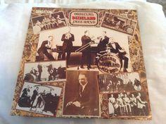 Original Dixieland Jazz Band – Sensation! Lp Vinyl 33 1/3RPM #Dixieland