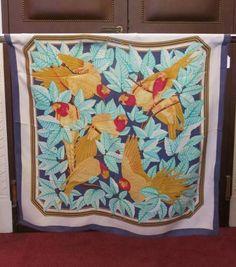 30 meilleures images du tableau Soie   Silk scarves, Hermes home et ... c33f3f52097