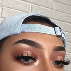 #makeupideaseyebrows