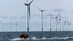 #NY #THENEWECONOMY #SWD #GREEN2STAY New York utility OKs wind energy project off Long Island