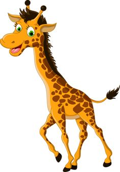 Cute Giraffe Cartoon Giraffes Giraffe Cute Giraffe