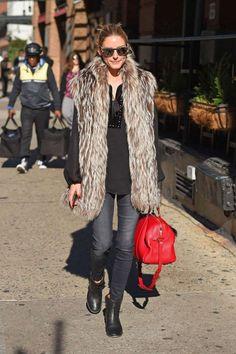 My True Options: Looks da Semana   Olivia Palermo