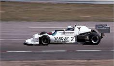 Jochen Mass - March 772P BMW/Rosche - March Racing Ltd Yardley - XI Deutschland Trophäe 1977 - Jim Clark Gedächtnisrennen