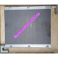 555.00$  Watch here - http://ali4qf.worldwells.pw/go.php?t=1936885168 - New Aluminum Oil Cooler For Isuzu 4BD1 For Hitachi EX100-2 EX120-2 Machine 555.00$