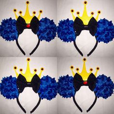 New Evie from the Descendants inspired Minnie Ears added to the store