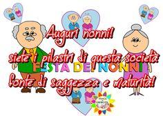 La festa dei nonni, dal 2005, in Italia è una ricorrenza speciale, un giorno dedicato alla celebrazione di quelle figure che stanno quando possibile sempre al nostro fianco gratuitamente.   In Italia, questa festa è stata istituita come ricor