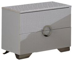 Dupen Coco Nightstand in White modern-nightstands-and-bedside-tables