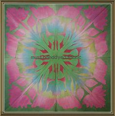 hawaiian quilt  handdyed fabrics order producion  must handdyed fabrics  must_hawaiianquilt   instagram.com/must_hawaiianquilt