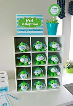 Dogs / Puppies Birthday Party Ideas | Photo 1 of 15 | Catch My Party