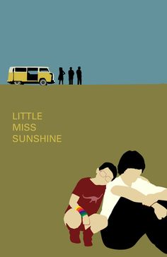 Little Miss Sunshine Movie, Poster, Minimal