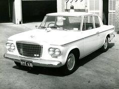 Studebaker 1963 Lark. Victoria Australia