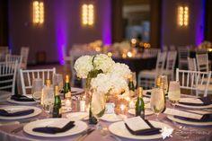 Wedding Reception; Purple #receptiondecor #weddingphotography #RoyalSonesta