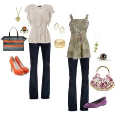 Options, created by cristypeterson on Polyvore