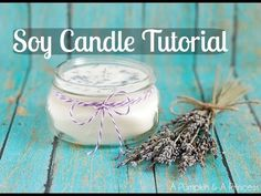 CandleScience Soy Candle Making Kit Instructional Guide - YouTube