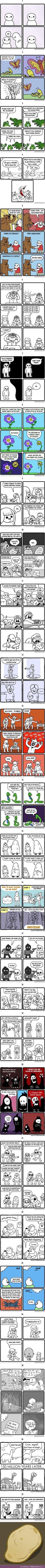 Comics mrlovenstein