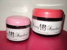 Check out Booty Stacked buttock enhancement cream review and find out does it really works