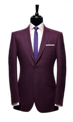 36b8ff838670 Fantastic jacket by Ozwald Boateng. Love the colour and the tailoring.
