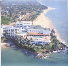 Mount Lavinia, Colombo, Sri Lanka - Christmas....this is our resort!