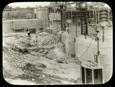 Yarrawonga Weir Construction