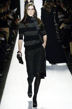 Michael Kors Collection Fall 2006 Ready-to-Wear Fashion Show - Hilary Rhoda
