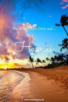 Exotische Strände, geheimnisvolle Wälder und atemberaubende Landschaften – die Inseln im Pazifik stecken voller Überraschungen und werden euch mit ihrer Magie verzaubern. Kommt mit, ich zeige euch, wo es auf Hawaii am schönsten ist!