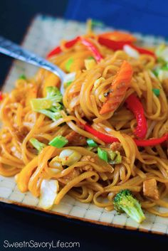 Pad thai is the most famous Thai dish I know. After ordering pad thai for several years, I am happy to share with you this perfect restaurant-style recipe!