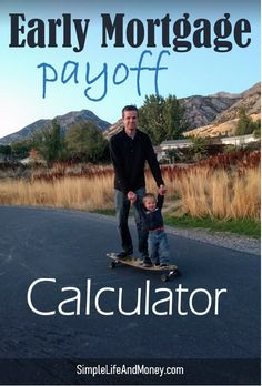 Want to pay off your home early? Or maybe you just need some motivation from seeing the math. Check out our calculator and see how much money and time you can save. Check out these tips. Tips to pay off mortgage Mortgage Humor, Mortgage Tips, Mortgage Calculator, Mortgage Rates, Paying Off Mortgage Faster, Pay Off Mortgage Early, Refinance Mortgage, Get Out Of Debt, Budgeting Finances