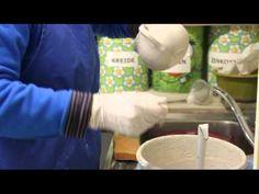 Keramiken kreativ Glasieren mit Botz Glasuren - YouTube