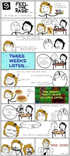 Original Content: Waitress Rage