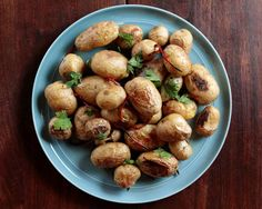 This chef-crafted recipe elevates humble potatoes by roasting them with flavorful Fresno chili peppers and aromatic rosemary in this quick dish. You control the heat by using milder green Fresno chili peppers or slightly hotter, smokier red ones. Ice Cream Delivery, Fresno Chili, Humble Potato, Healthy Fruits And Vegetables, How To Eat Better, Roasted Potatoes, Frozen Treats, Easy Meals, Easy Recipes
