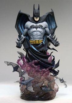 DC Dynamics: Batman by Tim Bruckner - Awesome!