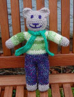 Mother Bear Teddy #8