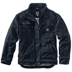 Carhartt 102182 Flame-Resistant Full Swing™ Quick Duck® Coat