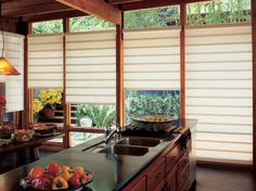 Hunter Douglas Shades By A Well Dressed Window Omaha Council