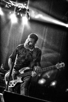 Justin Chancellor | Tool Music Stuff, My Music, Justin Chancellor, Idol, Tool Band, Alex Grey, A Perfect Circle, Weird World, Death Metal