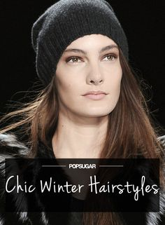 Your guide to good hair all Winter